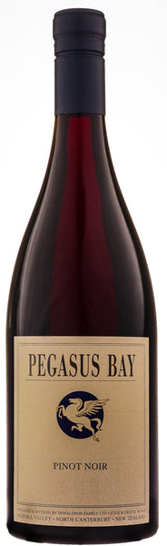 2015 Pegasus Bay Pinot Noir, New Zealand - Caviste