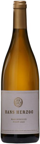 2018 Hans Herzog Pinot Gris, Marlborough