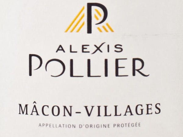 2015 Macon-Villages Domaine Alexis Pollier