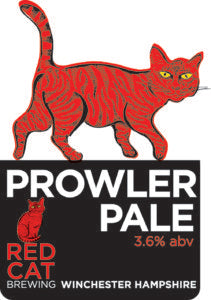 Red Cat Prowler Pale Ale