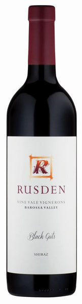2014 Rusden Black Guts Shiraz