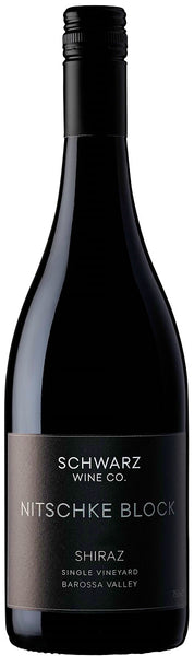 2018 Schwarz Wine Co Nitschke Block Shiraz, Barossa