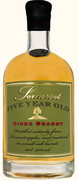 Somerset Five Year Old Cider Brandy