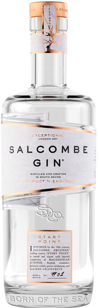 Salcombe 'Start Point' Dry Gin