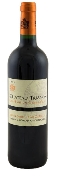 2012 Chateau Trianon St Emilion Grand Cru