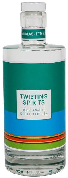 Twisting Spirits Douglas Fir Gin