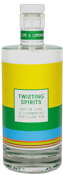 Twisting Spirits Kaffir Lime & Lemongrass Gin