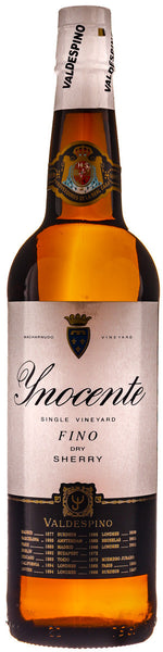 NV Valdespino Fino Inocente Single Vineyard - Caviste