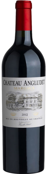 2012 Chateau d'Angludet Margaux, France