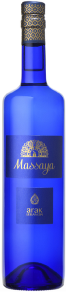 Massaya Arak, Lebanon (triple distilled)