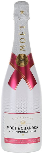 NV Moet & Chandon Ice Imperial Rose Champagne