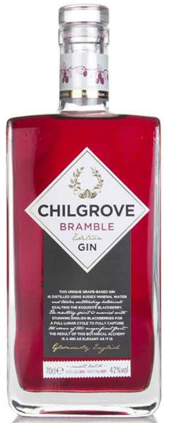 Chilgrove Bramble Gin, Sussex