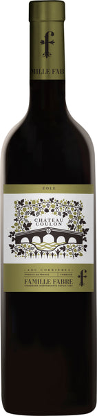 2018 Chateau Coulon Corbieres, France
