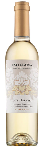 Emiliana Late Harvest Sauvignon 2015 (half bottle)