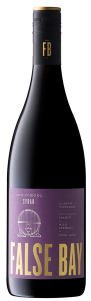 2017 False Bay 'Old Skool' Syrah, Western Cape, South Africa