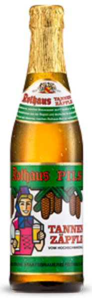 Rothaus Pilsner 'Tannenzapfle' (Case)