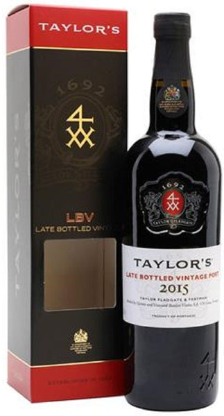 2015 Taylors LBV Port