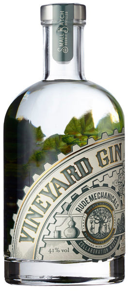 Rude Mechanicals Vineyard Gin, Sussex - Caviste