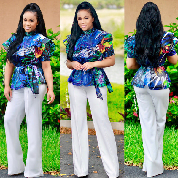 Clarissa Blouse (Limited Edition)