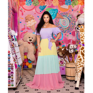 """Candy Girl"" Dress"