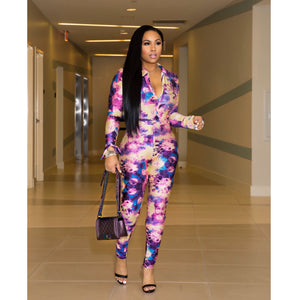 """Purple Reign"" 2pc Set"