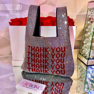 """Thank You"" Mini Tote ❤️"