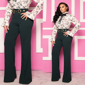 Gigi High Waist Pants