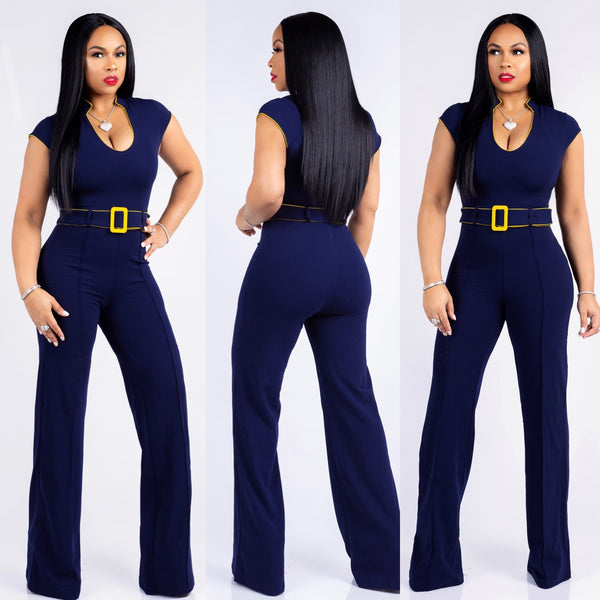 Shelly Super Stretch Jumpsuit