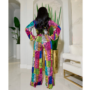 Misa Stretch Jumpsuit