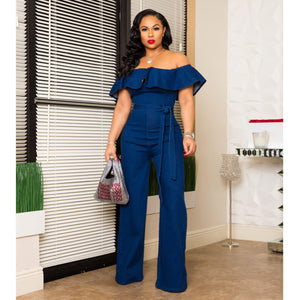 Fabiana Denim Jumpsuit ❤️