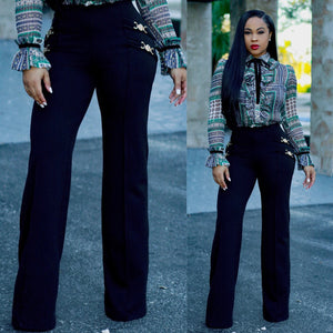 Carmen High Waist Pants