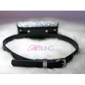 """Blingy-Pack"" Rhinestone Bag"