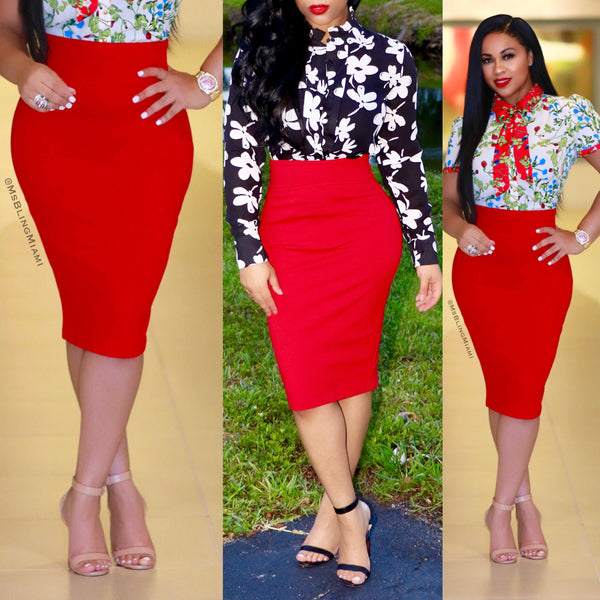 Cassidy Perfect Length Skirt