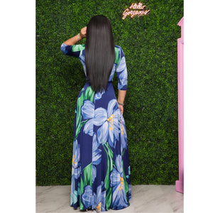 """Malasia"" Stretch Dress"