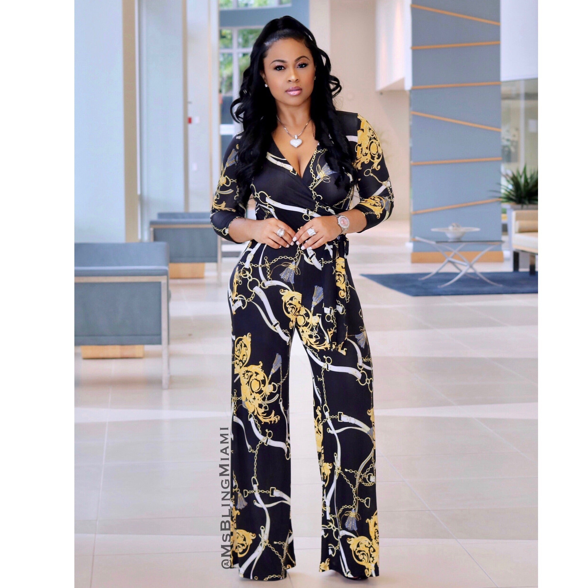 Ciara Jumpsuit (FINAL SALE‼️)