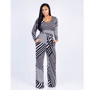 Latoya Stretch Jumpsuit