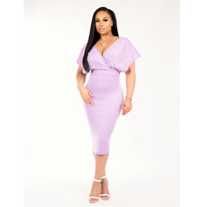 Pearla Stretch Dress