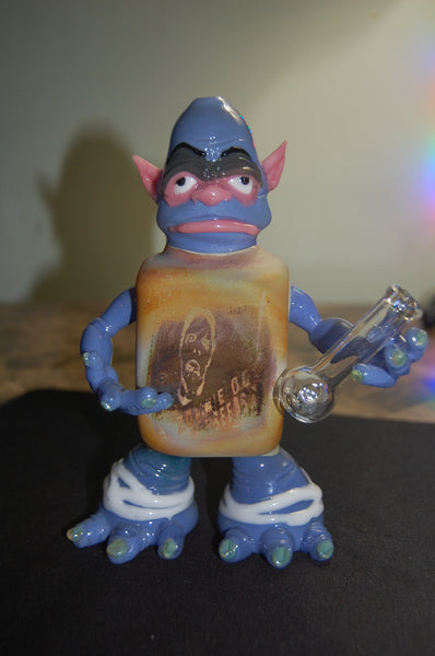 box troll by ghost and wusavi heady oil rig