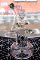 Boom Felazi Ring Bubbler Oil Rig Bong Discount Glass
