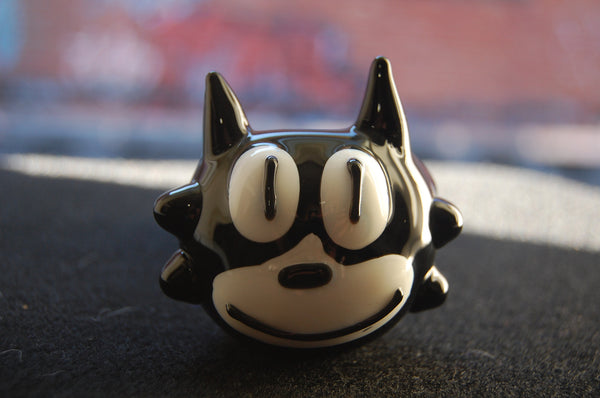 Felix The Cat Glass Bongs And hand pipes lowest prices