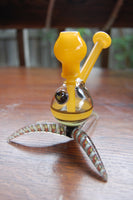Korey Cotnam Glass Oil Rig Heady Art