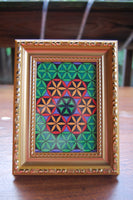 flower of life original drawing sacred geometry