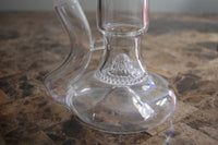 Lucati Glass bong cheap hand blown tube