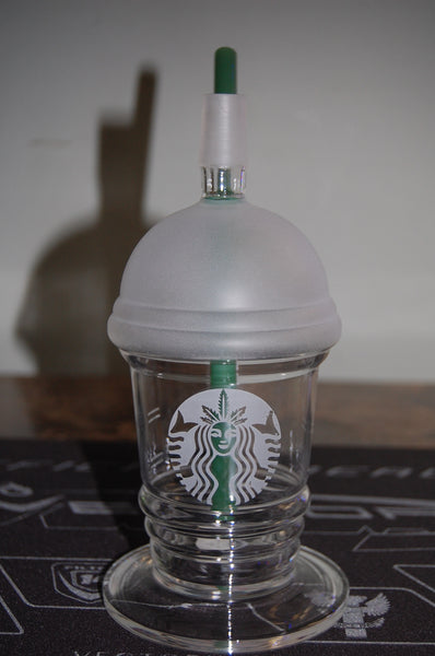 Large Starbucks Oil Rig 14mm