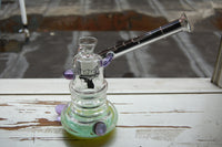 Clout Glass Bubbler Heady Oil Rigs