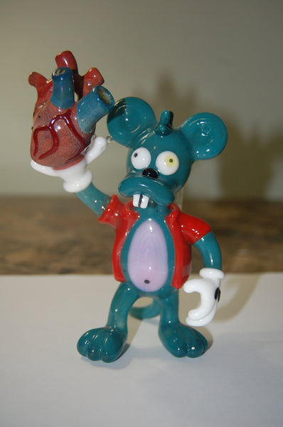 Itchy and scratchy the simpsons oil rig jeff smart heady