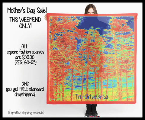 First EVER Mother's Day Sale!