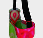 Christmas Ornament Stretch Neoprene Beach & Day Tote - Tru-Artwear.ca