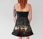 Urban Reflection Flare Skirt - Tru-Artwear.ca