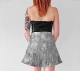 Frosted Ornamentals Flare Skirt - Tru-Artwear.ca